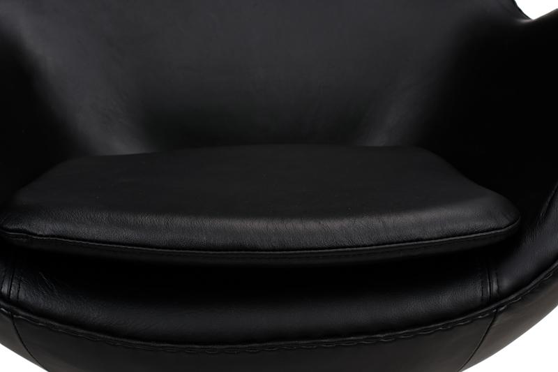 Fotel EGG XEROTIO Skóra Naturalna