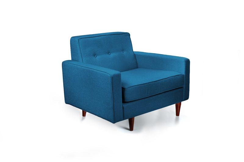 Fotel HITRUN Tkanina