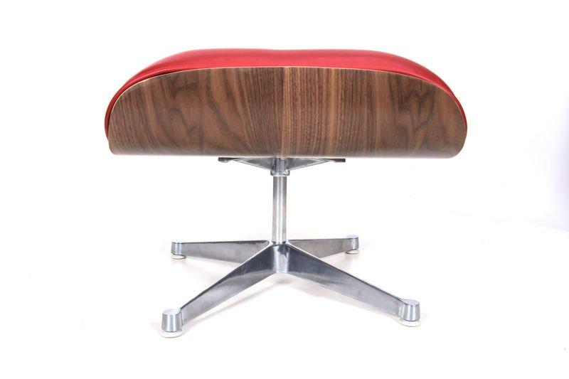 Fotel Z Podnóżkiem PLAGEN V.2 Skóra Ekologiczna