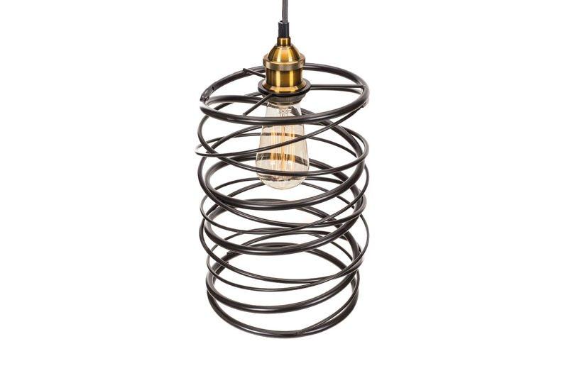 Lampa Wisząca Spiralna - BRULI