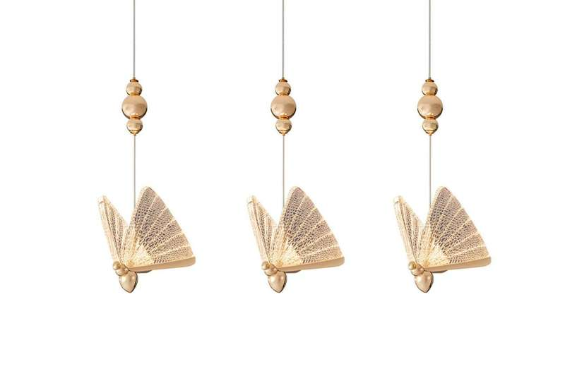 Pendant Lamp MORGAN 3