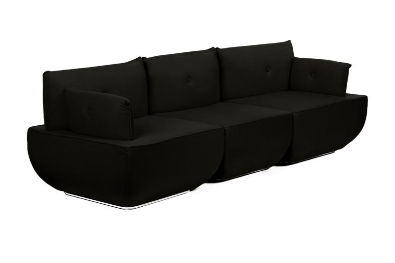 Sofa PACKAX 3 Osobowa Kaszmir
