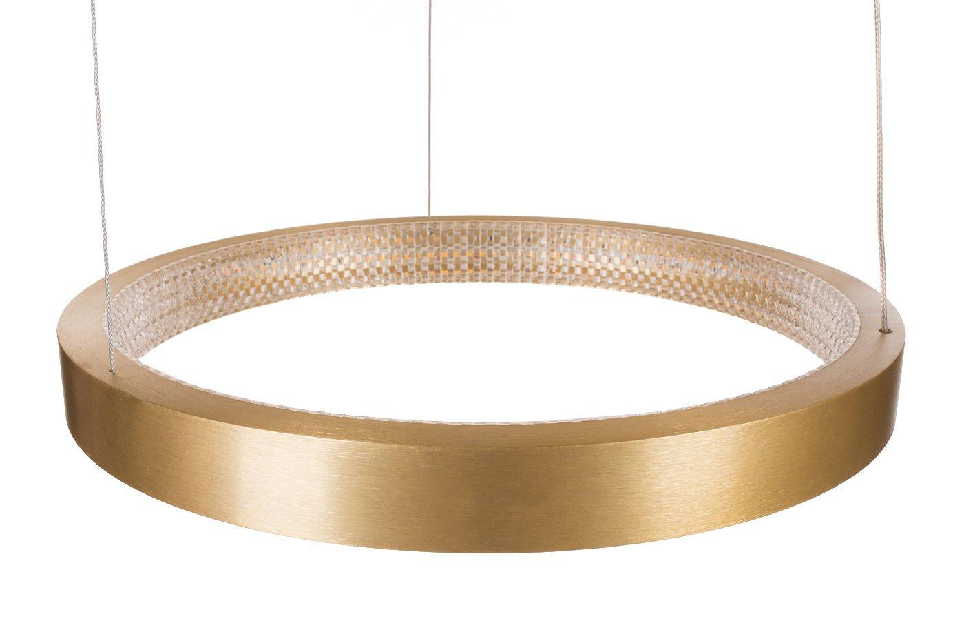 Lampa Wisząca Okrągła Led Tars 1000 Model A