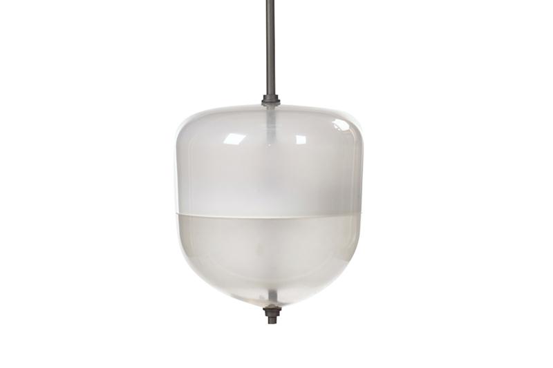 Lampa Wisząca MANSET 250 Przezroczysta