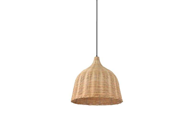 Lampa Wisząca HEGRA 450 - BAMBUS