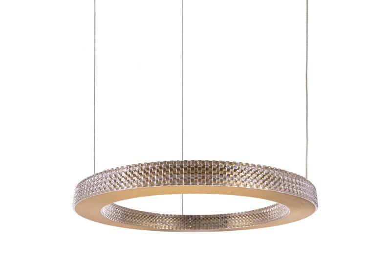 Lampa Wisząca Okrągła LED - TARS 400 MODEL C