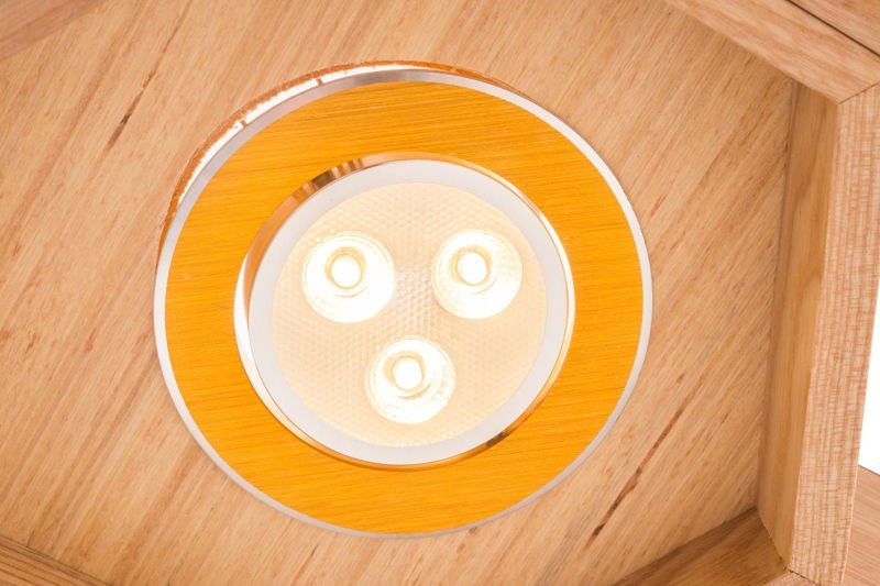Lampa Wisząca Plaster Miodu - HEXA 5