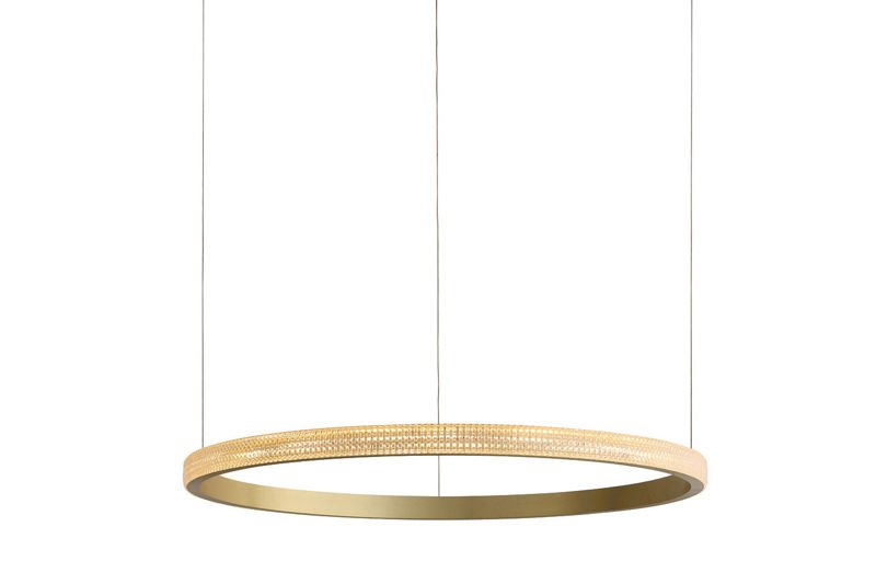 Lampa Wisząca Okrągła LED - TARS 600 MODEL B