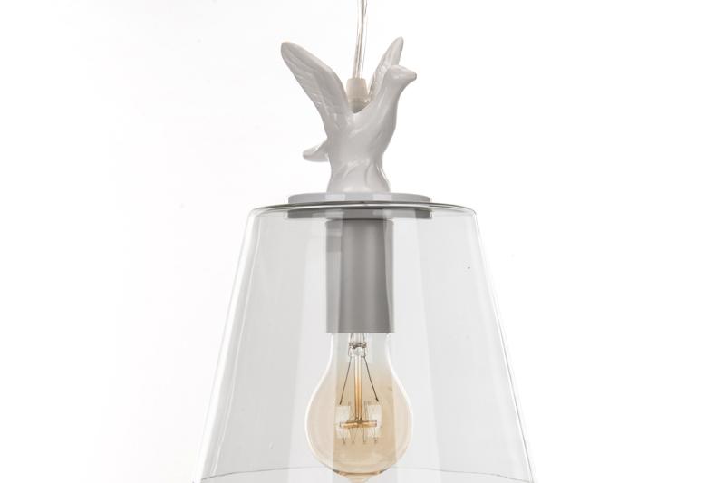 Lampa Wisząca Z Gołąbkiem - ASCENDYRE