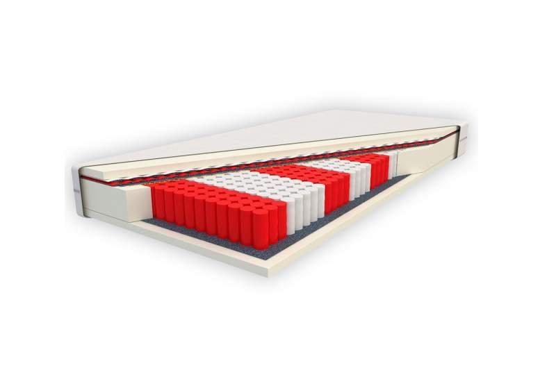 Materac Kieszeniowy SALSA 160 x 200
