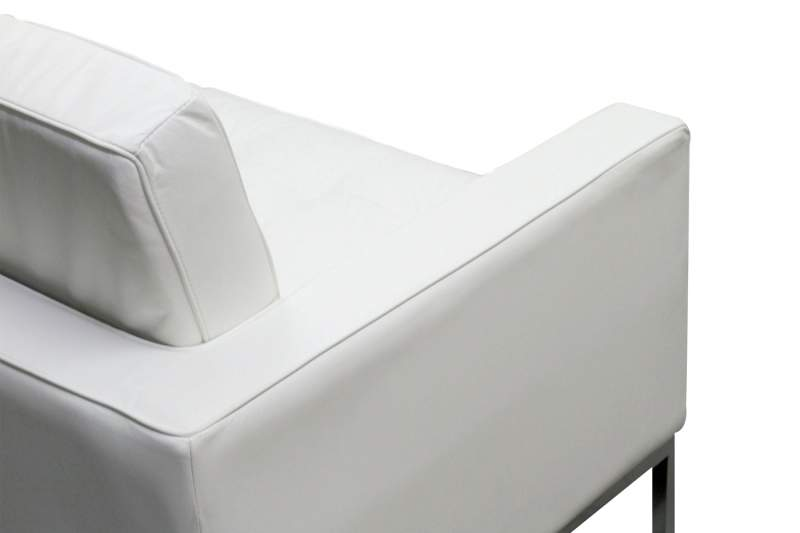 Sofa DATH 2 Osobowa Skóra Ekologiczna