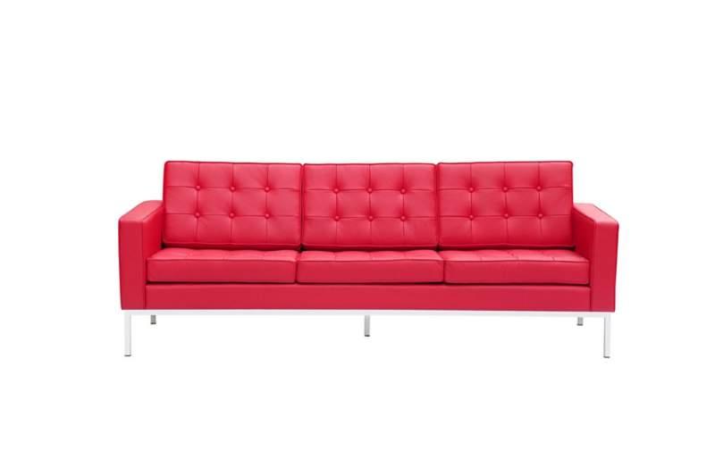Sofa DATH 3 Osobowa Skóra Ekologiczna